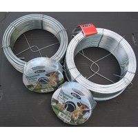 Galvanised Tie Wire Rally 2mm 400m
