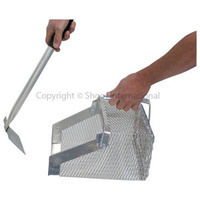 Dung Scoop and Rake Aluminium