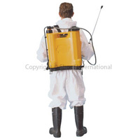 16L CPT Knapsack Backpack Lightweight Sprayer Tank Garden Farm Industrial Use