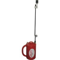 Fire bug Fire Control Drip Torch - 4L Fixed Wand