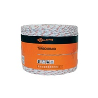 Gallagher 5.0mm Turbo Braid 200m