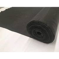 Geotextile/Geofabric Landscape Drainage Barrier Fabric Filter 1m Wide x 15m Long 140gsm gray