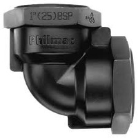BSP Poly Elbow FI - 1 1/2 Inch